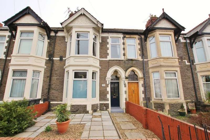 3 Bedrooms Terraced House for sale in The Philog, Whitchurch , Cardiff
