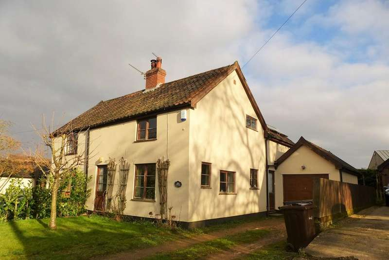 3 Bedrooms Semi Detached House for sale in Topcroft Street, Topcroft