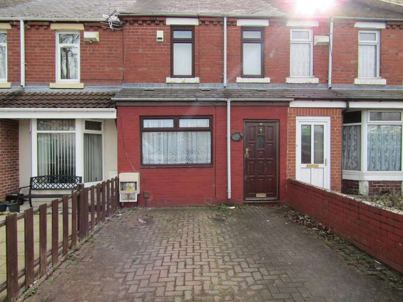 2 Bedrooms Terraced House for sale in Wellington Road, Dunston, Gateshead, Tyne and Wear, NE11 9HB