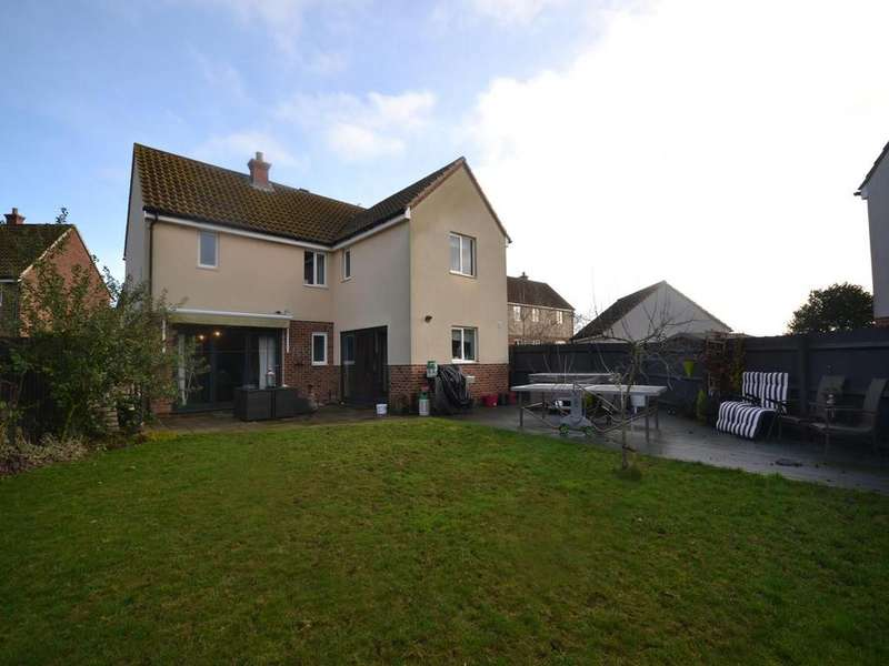 4 Bedrooms Detached House for sale in Brocks Mead, Great Easton, Dunmow, Essex, CM6