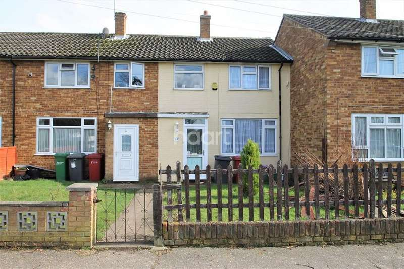 3 Bedrooms Terraced House for sale in Garrard Road