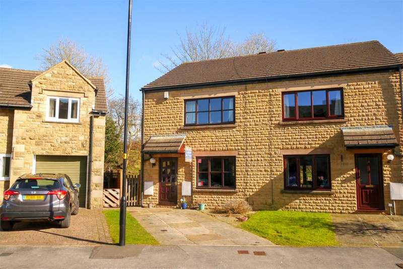 3 Bedrooms Town House for sale in 6 Linton Court, Skipton