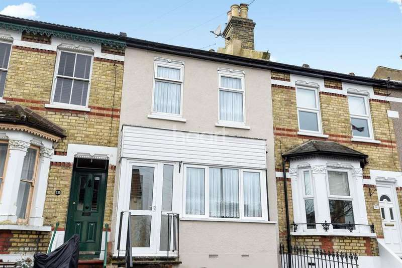 3 Bedrooms Terraced House for sale in Tanfield Road, Croydon, CR0