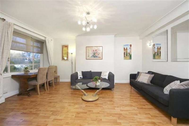 2 Bedrooms Flat for sale in Belsize Avenue, Belsize Park, London