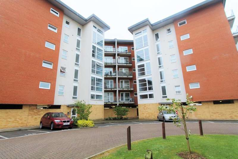 2 Bedrooms Flat for sale in Clarkson Court, Hatfield