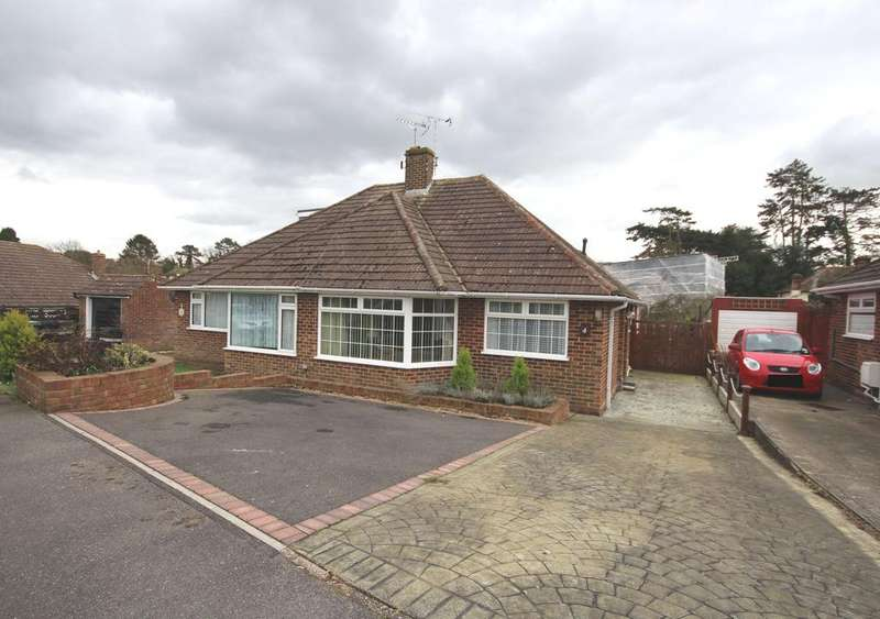 3 Bedrooms Semi Detached Bungalow for sale in Kingsgate Close, Maidstone ME16