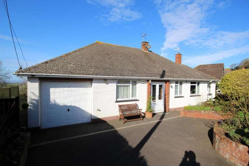 2 Bedrooms Detached Bungalow for sale in Weacombe Road, West Quantoxhead TA4