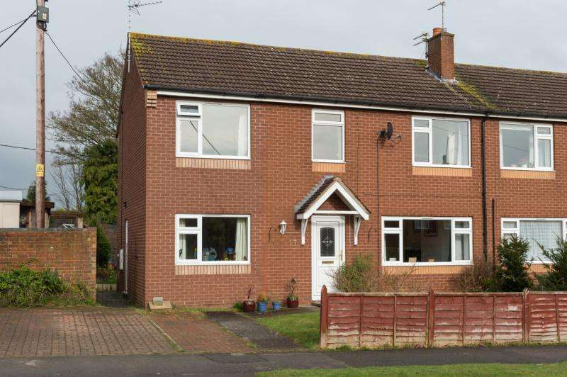 4 Bedrooms Semi Detached House for sale in Mathews Way, Wootton, Abingdon