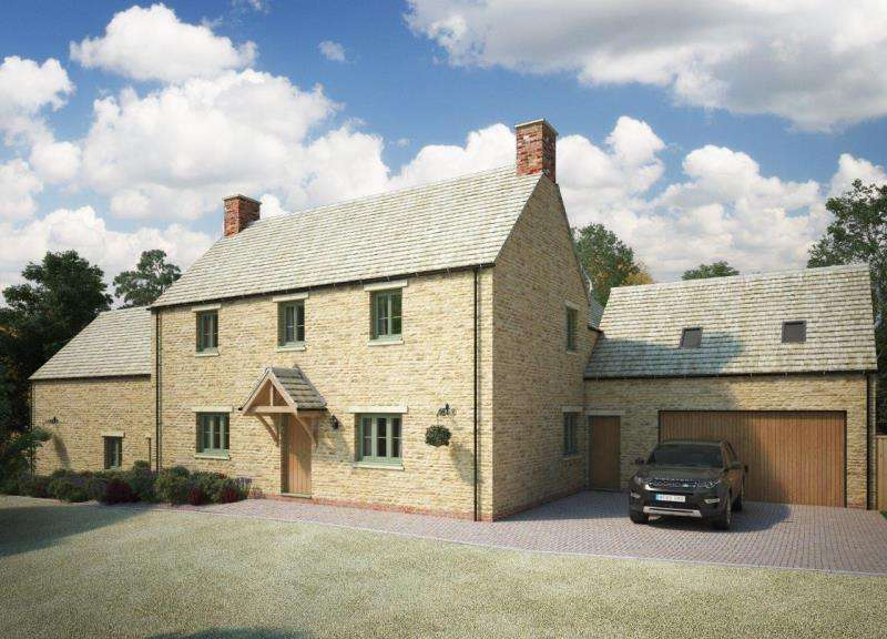 5 Bedrooms Detached House for sale in Plot 3, Snowdrop Cottage, Simons Lane, Shipton-under-Wychwood, Chipping Norton, Oxfordshire