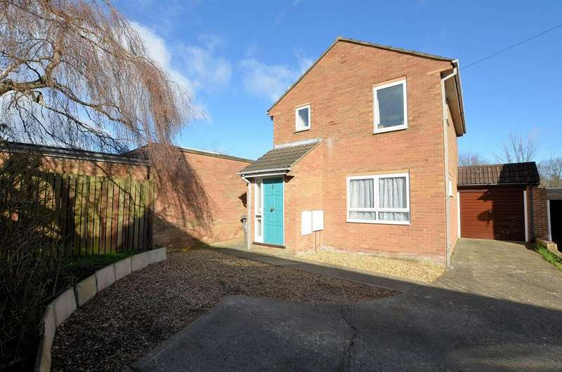 3 Bedrooms Detached House for sale in Dartington Close, Tilehurst, Reading