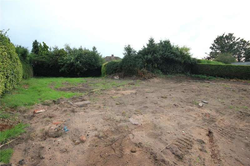 Plot Commercial for sale in Little Budworth, Tarporley, Cheshire