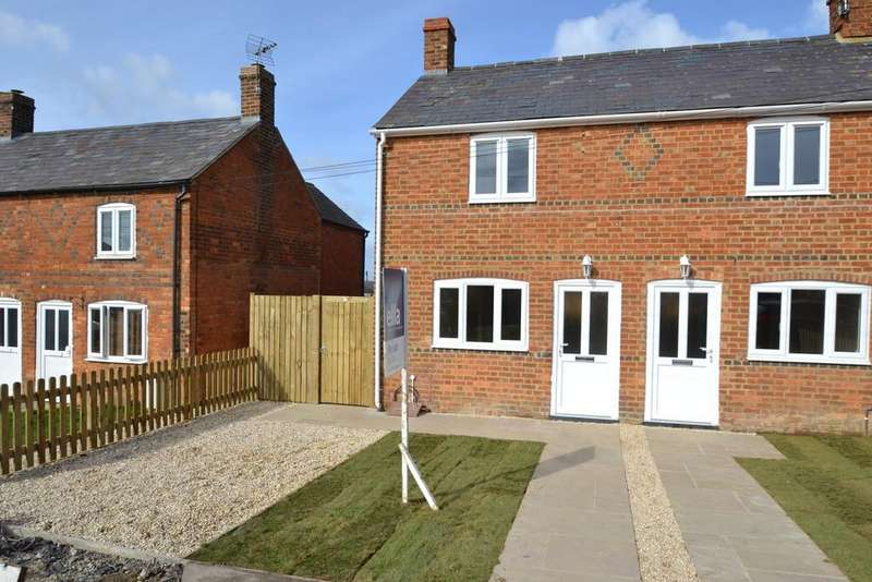 2 Bedrooms Semi Detached House for sale in 60A Vicarage Lane