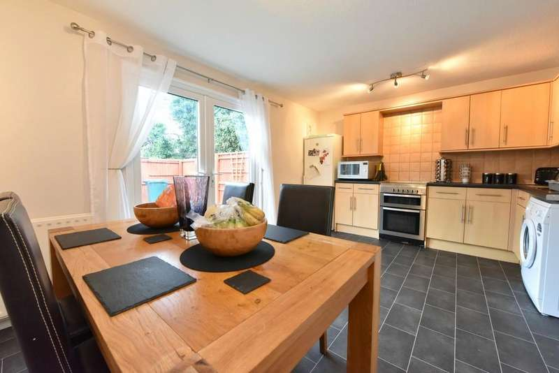 3 Bedrooms End Of Terrace House for sale in Fawcett, Birch Green