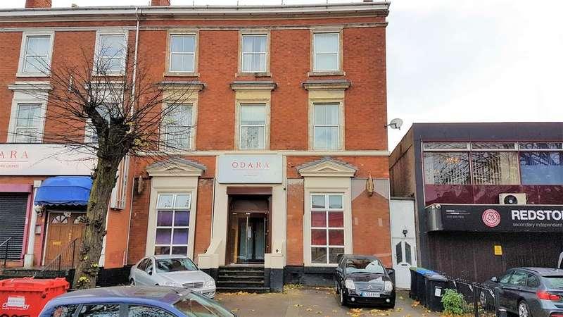 1 Bedroom Flat for rent in 464 Moseley Road, Birmingham B12