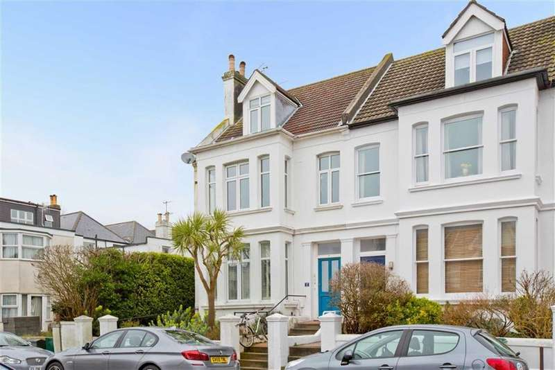 2 Bedrooms Apartment Flat for sale in Hartington Villas, Hove, East Sussex