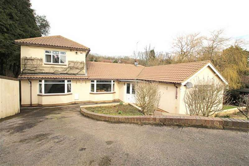 5 Bedrooms Detached House for sale in Beauharrow Road, St Leonards On Sea