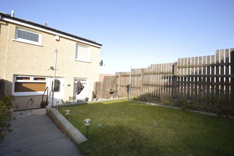 2 Bedrooms Property for sale in Blackcraigs, Kirkcaldy, KY2