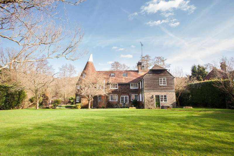 7 Bedrooms Detached House for sale in Glaziers Forge, Dallington, East Sussex, TN21 9JJ