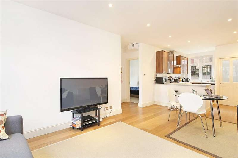 2 Bedrooms Flat for sale in Ranelagh Gardens Mansions, Fulham/Parsons Green, London, SW6