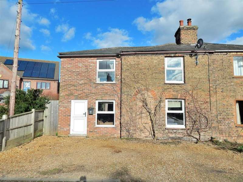 4 Bedrooms Semi Detached House for sale in Popes Lane, Terrington St. Clement, King's Lynn