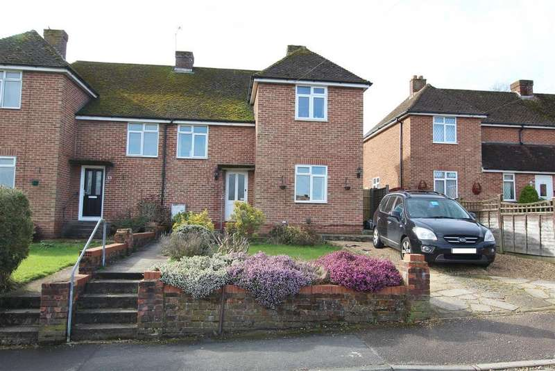3 Bedrooms Semi Detached House for sale in Linnet Square, Eastleigh