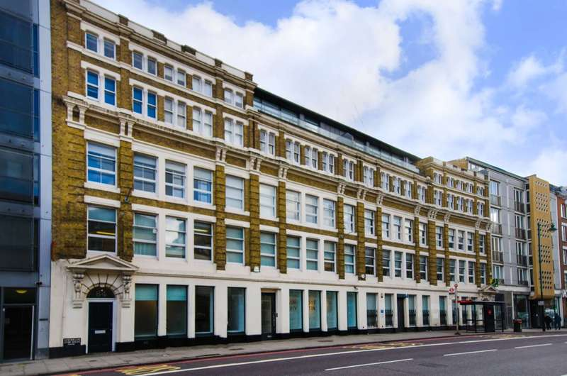 2 Bedrooms Flat for sale in Kingsland Road, Shoreditch, E2