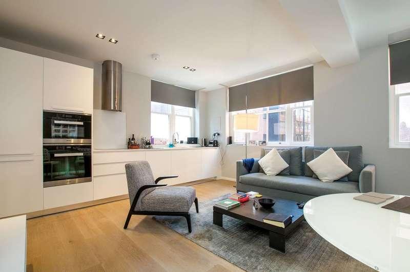 2 Bedrooms Flat for sale in Stukeley Street, Covent Garden, WC2B