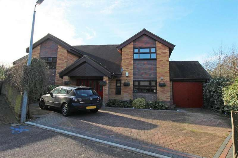 5 Bedrooms Detached House for sale in Ingleside Drive, Stevenage, Hertfordshire