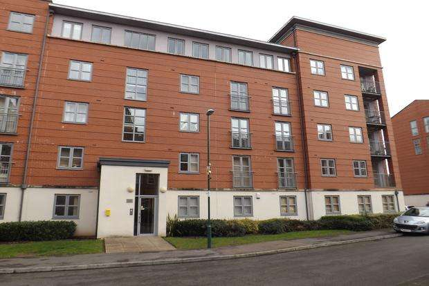 2 Bedrooms Apartment Flat for sale in Pasteur House, Ockbrook Drive, Mapperley, Nottingham, NG3