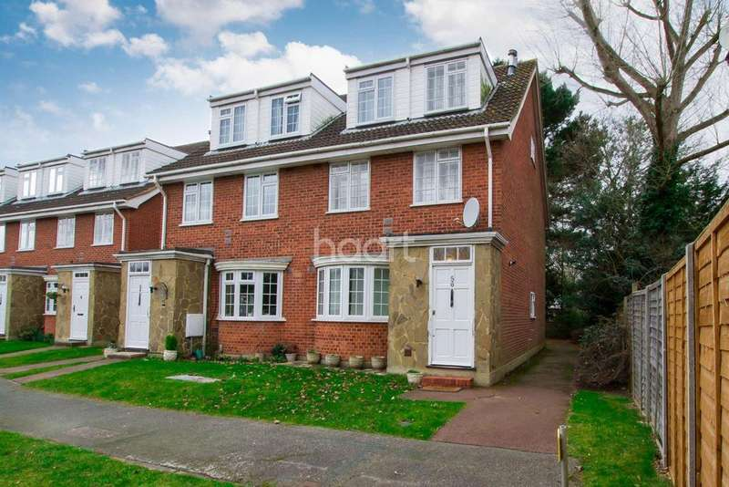 1 Bedroom Flat for sale in Redheath Close, Watford, WD25