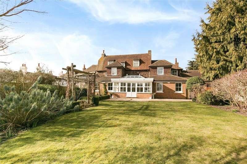 5 Bedrooms Semi Detached House for sale in High Street, Wrotham, Sevenoaks, Kent, TN15