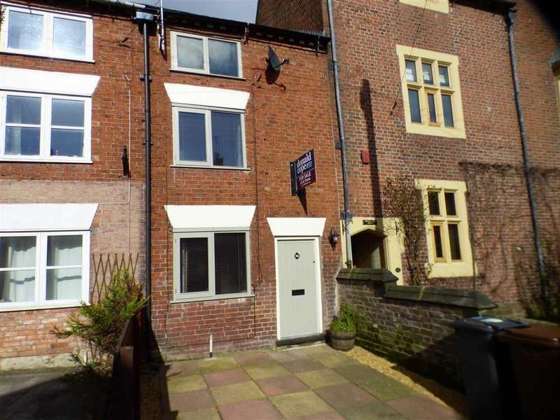 3 Bedrooms Town House for sale in 33, Chapel Street, Cheadle