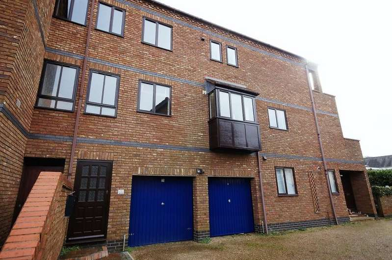 2 Bedrooms Apartment Flat for sale in Chestnut Street, Lincoln