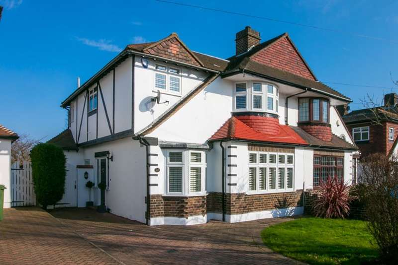5 Bedrooms Semi Detached House for sale in Dulverton Road, London, London, SE9
