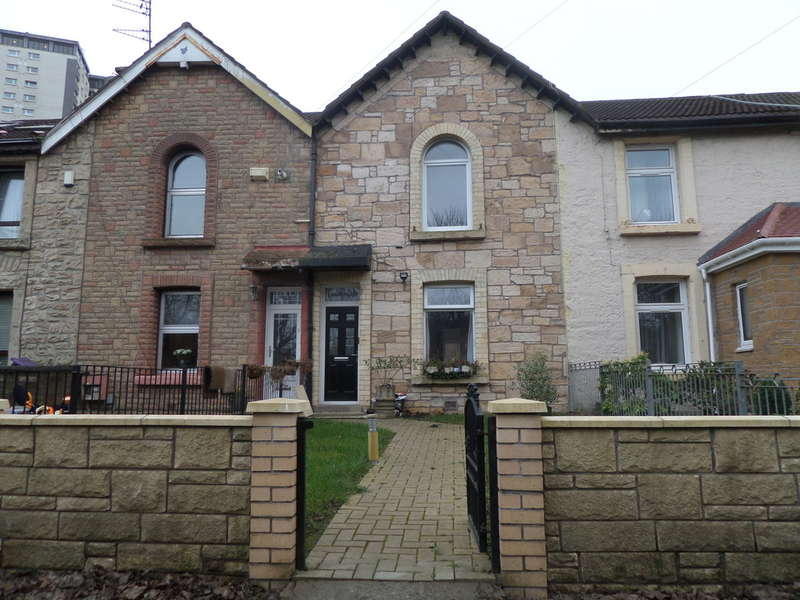 2 Bedrooms Cottage House for rent in Summerfield Cottages, Whiteinch