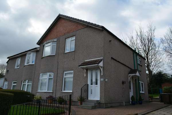 2 Bedrooms Flat for sale in 628 Castlemilk Road, Croftfoot, Glasgow, G44 5NA