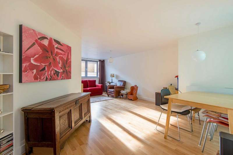 2 Bedrooms Apartment Flat for sale in Naoroji Street, WC1X