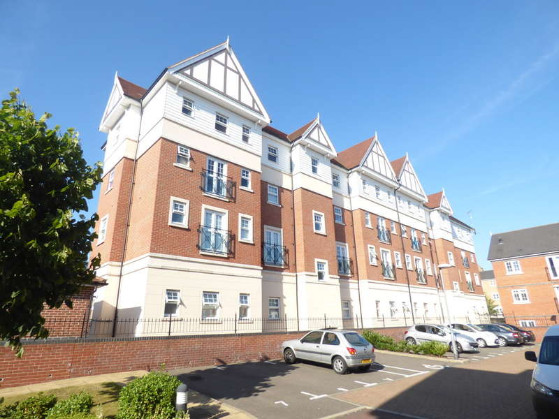 2 Bedrooms Apartment Flat for sale in Apprentice Drive, North Station