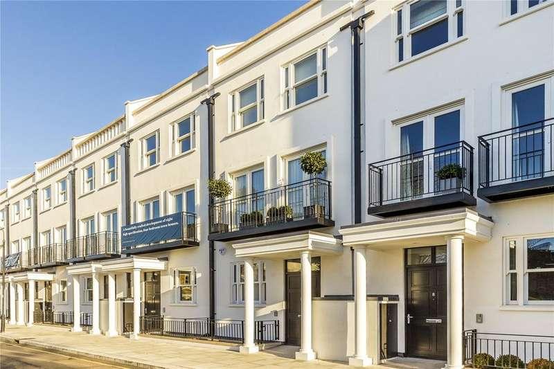4 Bedrooms Terraced House for sale in Merchant Terrace, Beavor Lane, London, W6