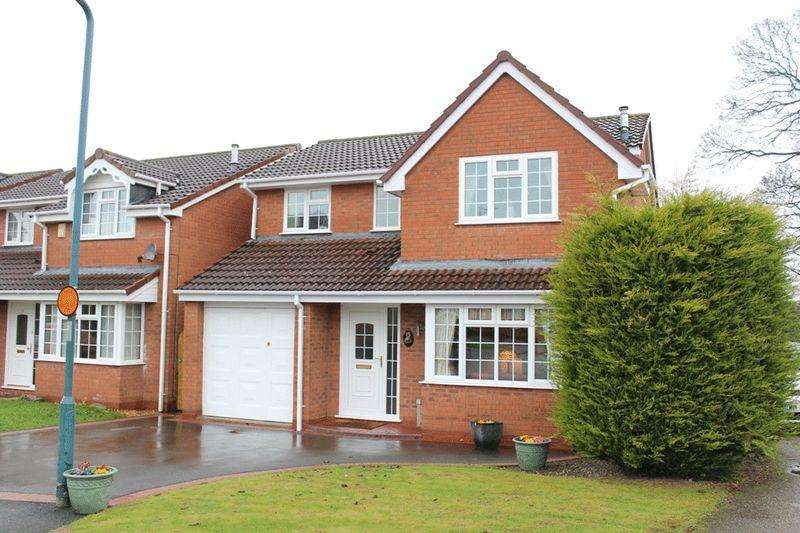3 Bedrooms Detached House for sale in Arden Close, Underdale, Shrewsbury, SY2 5YP