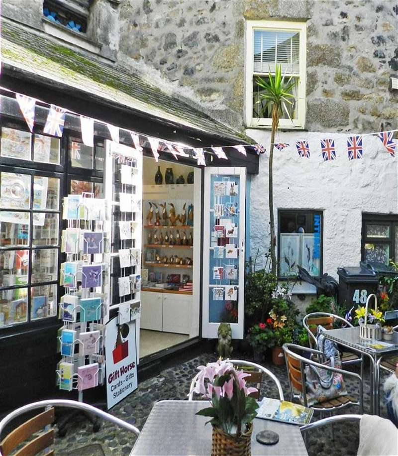 Property for sale in Cyril Noall Square, St Ives, Cornwall