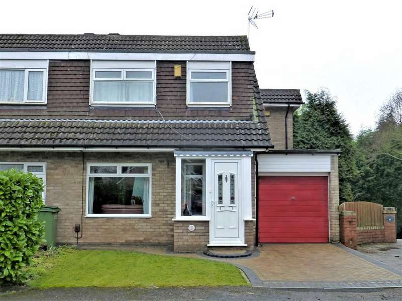 3 Bedrooms Property for sale in ALVINGTON GROVE, Hazel Grove, Stockport, Cheshire, SK7