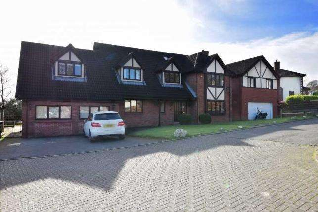 5 Bedrooms House for sale in Farmhill Park, Farmhill, Douglas, IM22EE