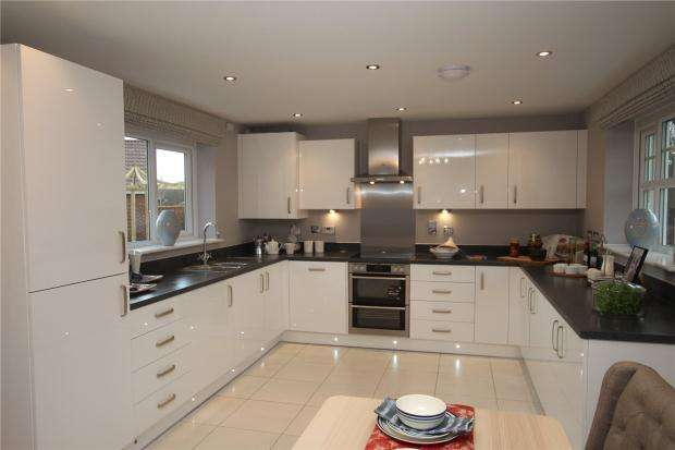 3 Bedrooms Detached House for sale in Heather Gardens, Off Back Lane,, Hethersett,, Norwich,