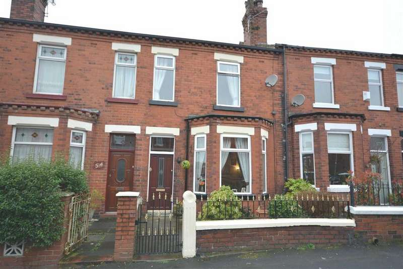 3 Bedrooms Terraced House for sale in Hodges Street, Springfield, Wigan, WN6