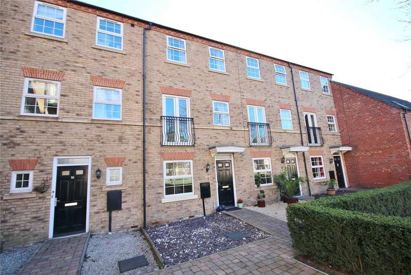 4 Bedrooms Terraced House for sale in Warren Lane, Witham St Hughs, LN6