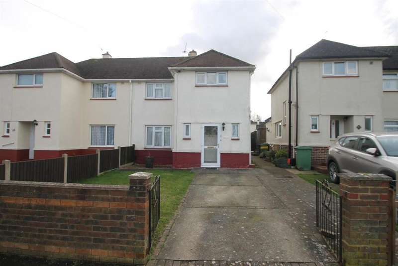 2 Bedrooms Semi Detached House for sale in Cambridge Crescent, Maidstone