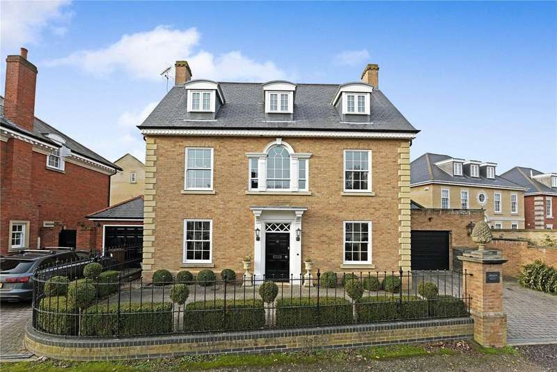 5 Bedrooms Detached House for sale in Vermont Crescent, Ipswich, Suffolk, IP4