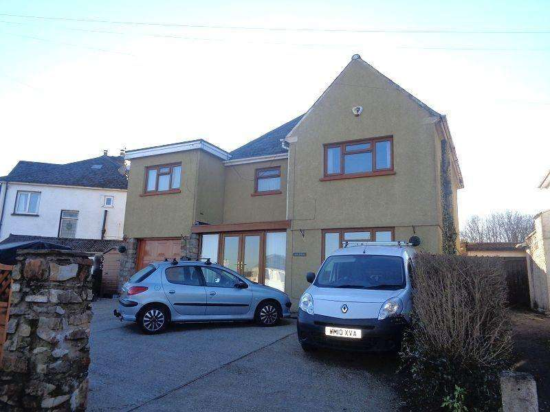 5 Bedrooms Detached House for sale in Heol Yr Ynys Bridgend.