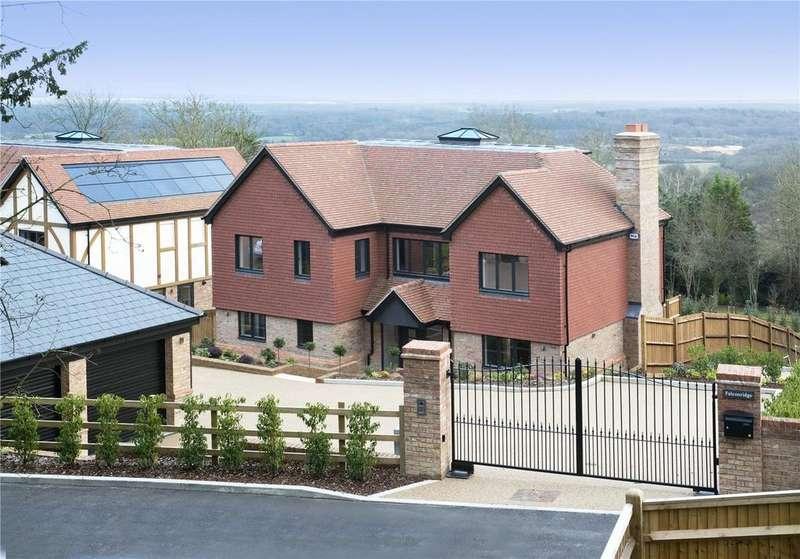 6 Bedrooms Detached House for sale in Gables Park, Wrotham Hill, Sevenoaks, Kent, TN15